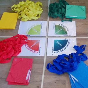 teambuilding Amstelveen - communicatiestijlen
