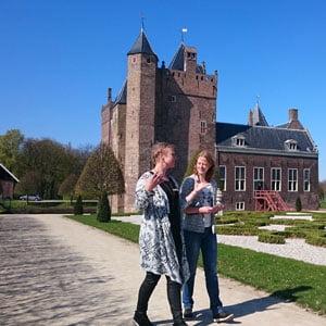 teambuilding Amstelveen in kasteel Heemskerk