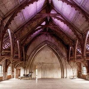 Metaal Kathedraal geschikt voor teambuilding binnen corona proof