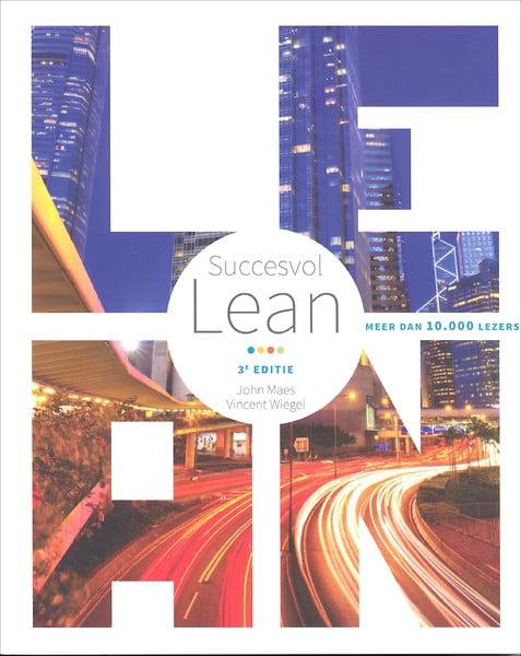 succesvol lean boek