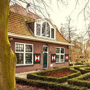 Teambuilding in Amsterdam met Team4Teams kan op boerderij Langerlust