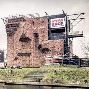 Teambuilding locatie Zoetermeer Ayers Rock