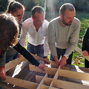 Teambuilding aanbod in Zuid Holland
