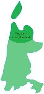 teambuildingslocaties in de kop van Noord-Holland
