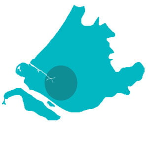 Regio Rijnmond, Spijkenisse, Schiedam, Rotterdam, Charlois, IJsselmonde,