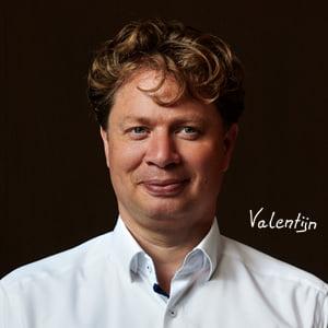 Valentijn van Leersum, adviseur bij Team4Teams Deventer