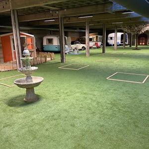 Teambuilding binnen kan in Amsterdam bij Outside Inn