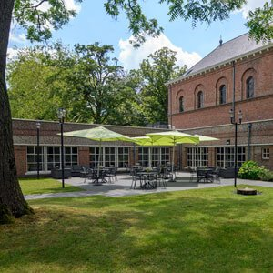 Converentiecentrum Eindhoven, voor Covid-19-proof teambuilding binnen en buiten